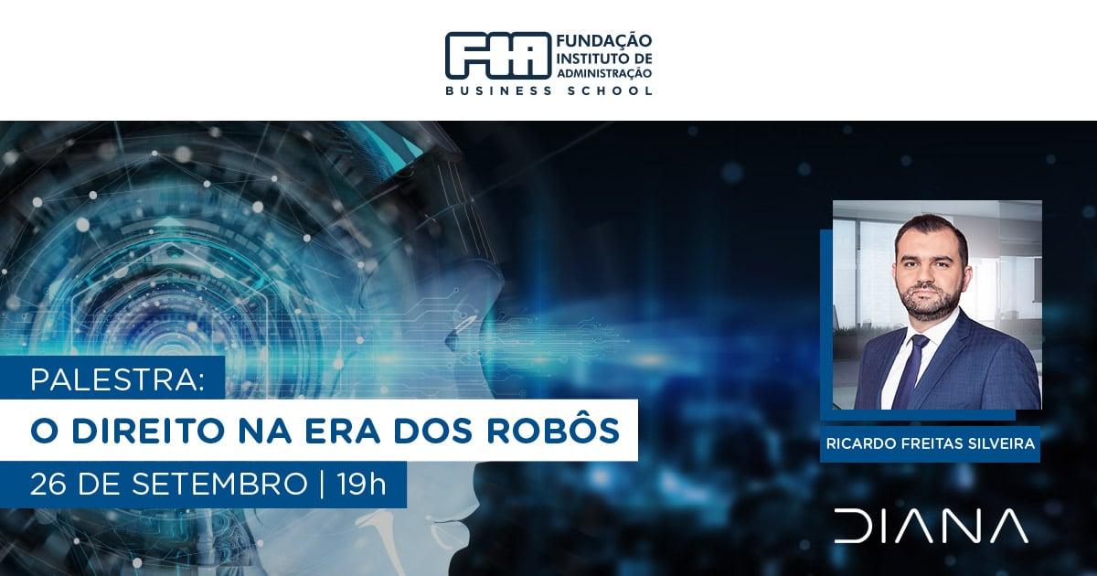Palestra sobre inteligência artificial chega à FIA